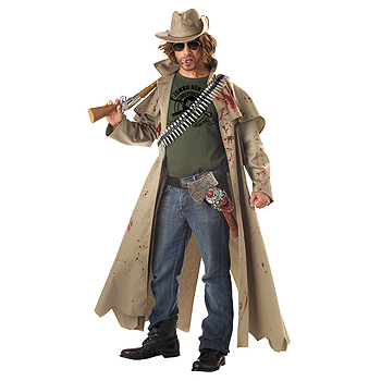 Hunter Adult Classic costume idea