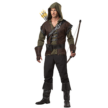 Robin Hood Adult Deluxe costume idea