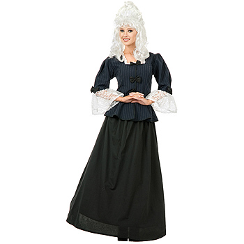 Martha Washington Adult Classic costume idea