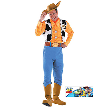 Woody of Toy Story Adult Deluxe costume idea