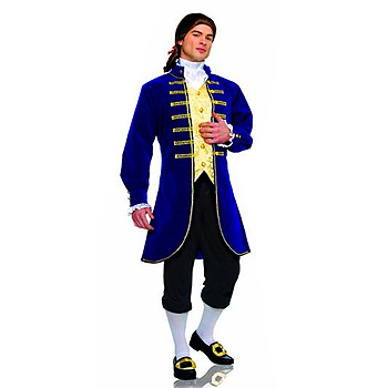 Mens Aristocrat Adult costume idea