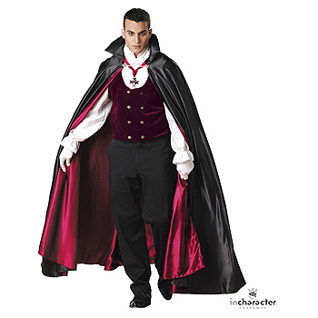 Count Dracula Adult Classic costume idea
