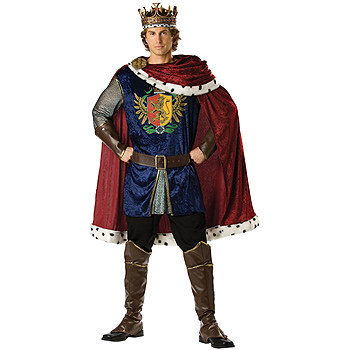 Noble King Adult Classic costume idea