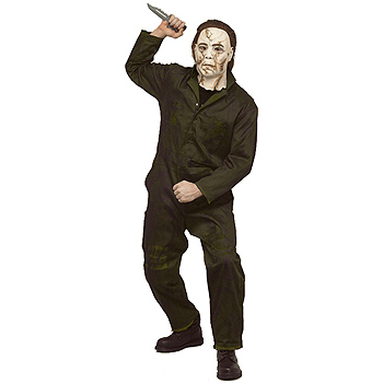 Rob Zombie Michael Myers Adult Deluxe costume idea
