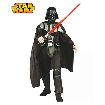 Darth Vader Adult Deluxe costume idea