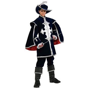 Musketeer Adult Deluxe costume idea