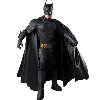 Batman Dark Knight Adult Deluxe costume idea