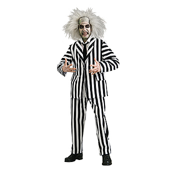 Beetlejuice Adult costume idea