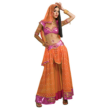 Bollywood Beauty Adult Classic costume idea