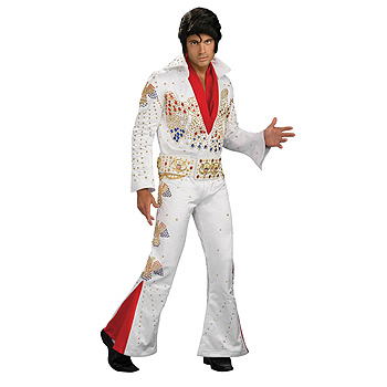 Elvis Collector Adult Deluxe costume idea