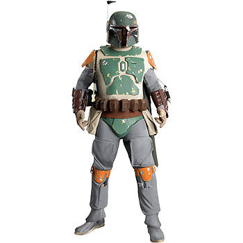 Boba Fett Supreme Edition Adult Deluxe costume idea