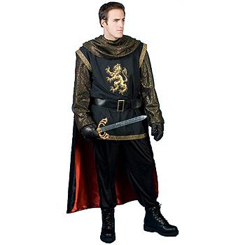 Renaissance Nobleman Knight Adult costume idea