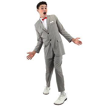 Pee-Wee Herman Adult Mens costume idea