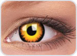 non prescription Halloween colored contacts
