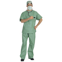 Doctor Costume For Adult