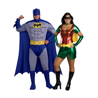Womens Batman And Robin Couple