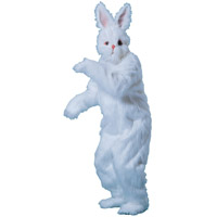 Supreme Bunny Suit For Adults