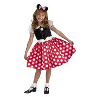 Minnie Mouse Costume For Toddler