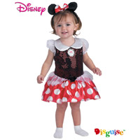 Minnie Mouse Toddler Costume For Infant