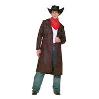 Teen Desperado Costume With Hat