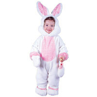 Newborn/infant Bunny Costume