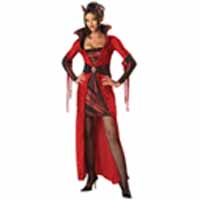 Adult Seductive Devil Costume