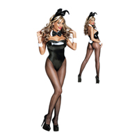 Sexy Club Bunny Plus Size Costume