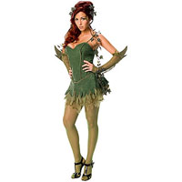 Adult Sexy Poison Ivy Costume