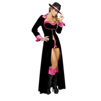 Adult Sexy Magnificent Pimp Costume