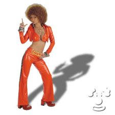 Foxxy Cleopatra from Austin Powers Adult Women's costume idea