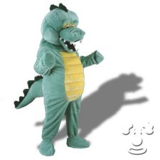 Chomper Gator the Alligator costume idea