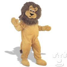 Lion costume idea