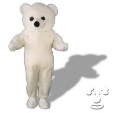 Snow Ball the Polar Bear costume idea