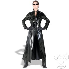 Trinity from the Matrix Adult Women's costume idea