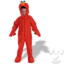 Elmo from Sesame Street Kids costume idea