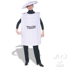 White Trash Adult Funny costume idea
