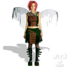 Adult Punk Fairy costume idea