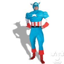 Captain America Adult Men's costume idea