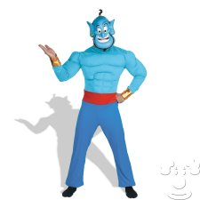 Blue Genie Disney's Aladdin Adult Men's costume idea