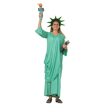 Statue of Liberty Adult Classic costume idea