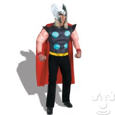 Teen Thor costume idea