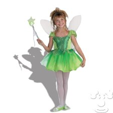 Tinkerbelle Children's Disney costume idea