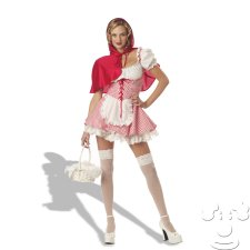 Sexy Little Red Riding Hood costume idea