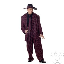 Plus Size Zoot Suit costume idea