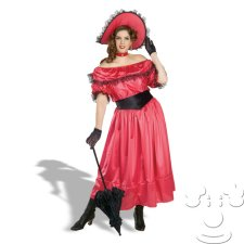 Southern Belle Plus Size costume idea
