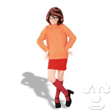 Velma from Scooby Doo Kids costume idea