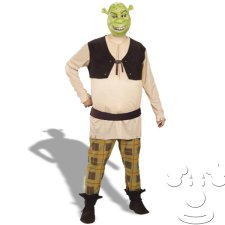 Shrek Adult Men's costume idea