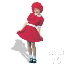 Orphan Annie Kids costume idea