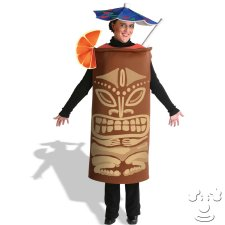 Tropical Drink Adult Funny costume idea
