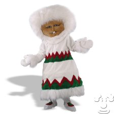 Eskimo costume idea